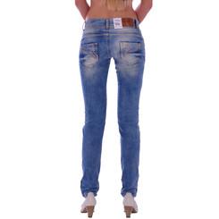 Cipo & Baxx CBW 347A Damen Frauen Jeans Hose Jeanshose Denim blue blau hellblau