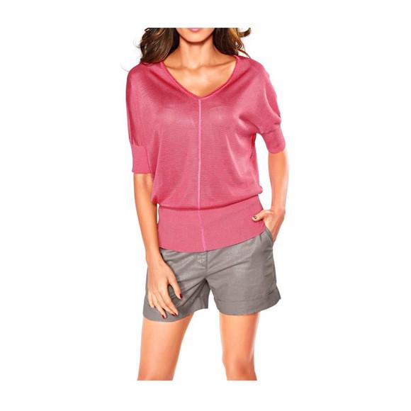 Pullover, hibiskus von Heine