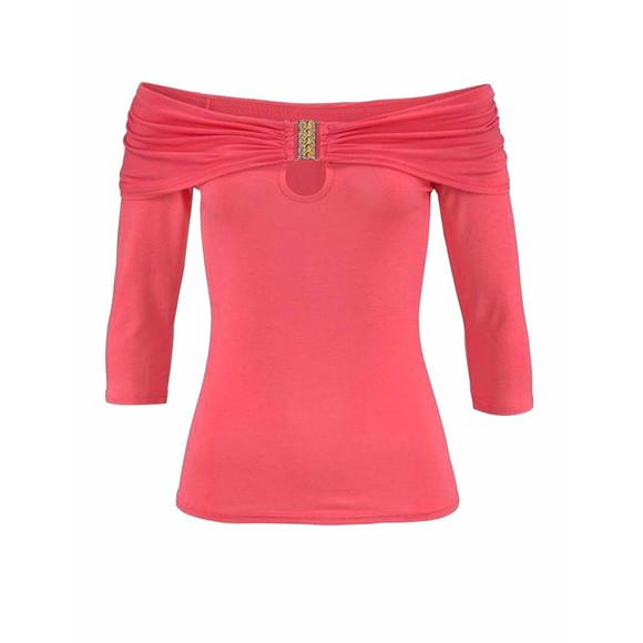 Carmenshirt, hummer von Melrose