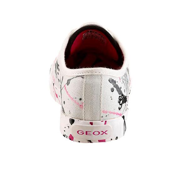 Kinder-Sneaker »J Ciak«, weiß-bunt von Geox