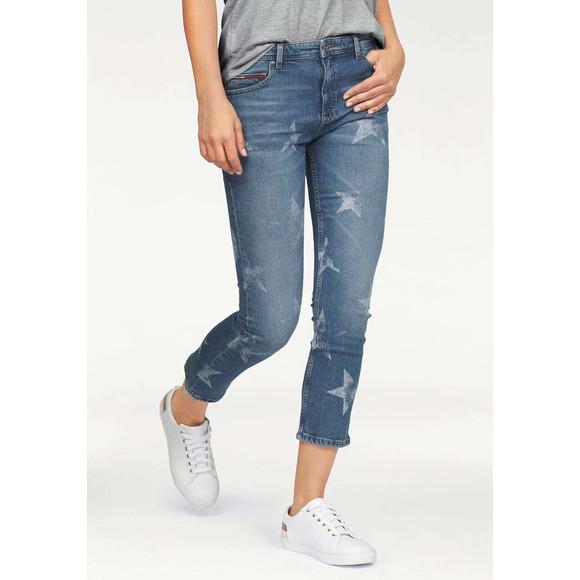 Jeans LANA, blau-used von TOMMY HILFIGER DENIM