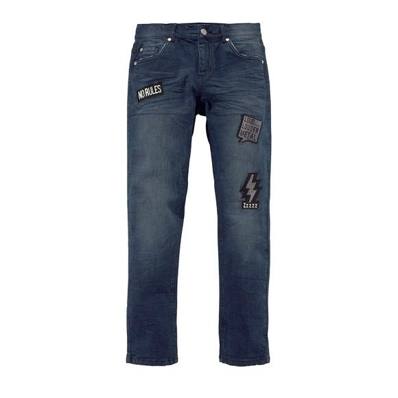 Kinder-Jeans, dunkelblau von BUFFALO