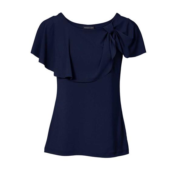 Blusenshirt, blau von PATRIZIA DINI