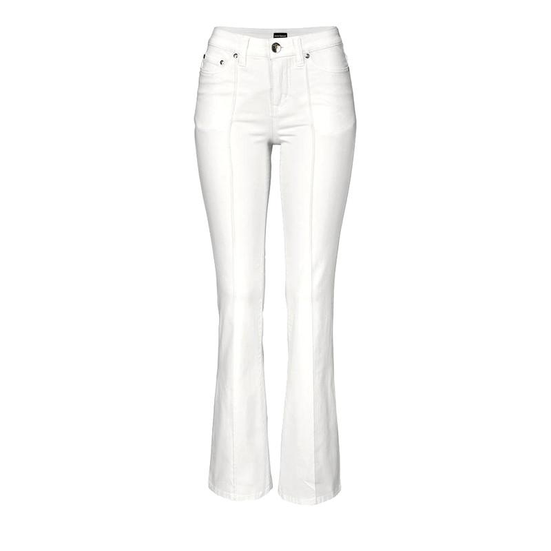 Bruno Banani Designer Jeans, weiß