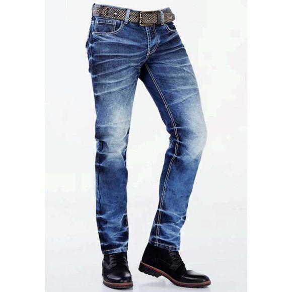 Cipo & Baxx CD328 Jeans JUSTICE im Regular Fit