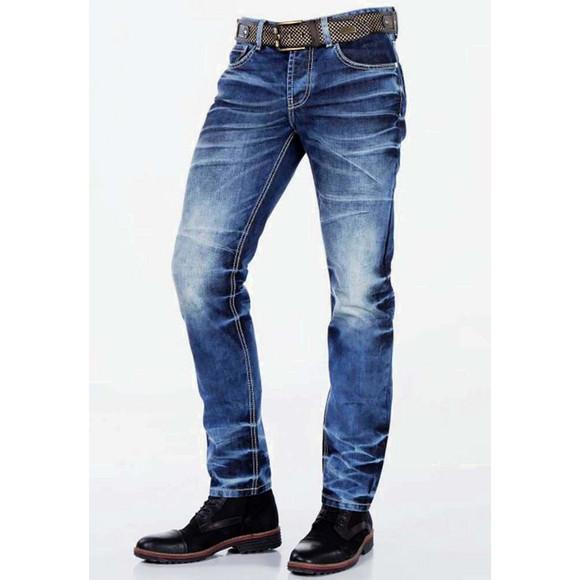 Cipo & Baxx CD328 Jeans JUSTICE im Regular Fit W40 / L34
